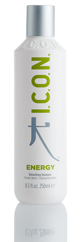 ICON ENERGY CHAMPU DETOX/250ML